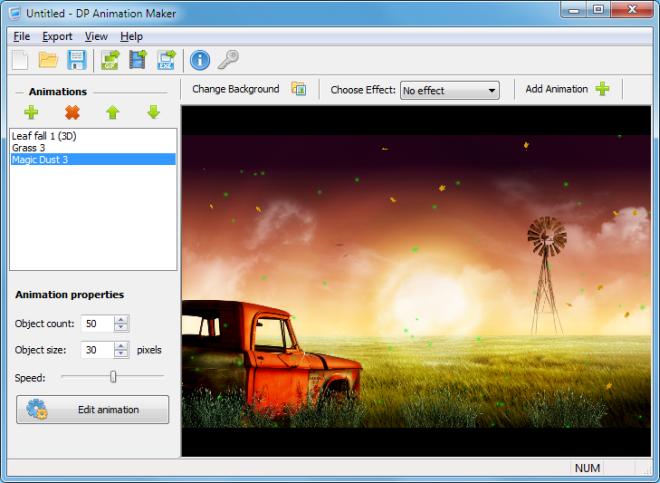 DP Animation Maker – Tạo ảnh động chuyên nghiệp