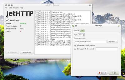 Ubuntu Jethttp