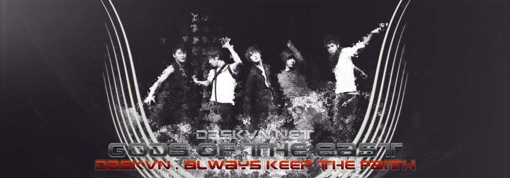 DBSKVN - Always Keep The Faith