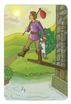 Today's Card - 0 The Fool,  A King's Journey Tarot - Page 2 0TheFool-AKingsJourneyTarot_0005