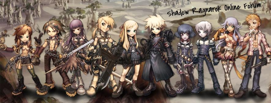 Shadow Ragnarok Online Forum