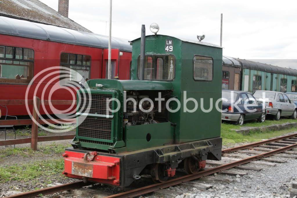 uploading photos - Irish Railways Dromod2011028