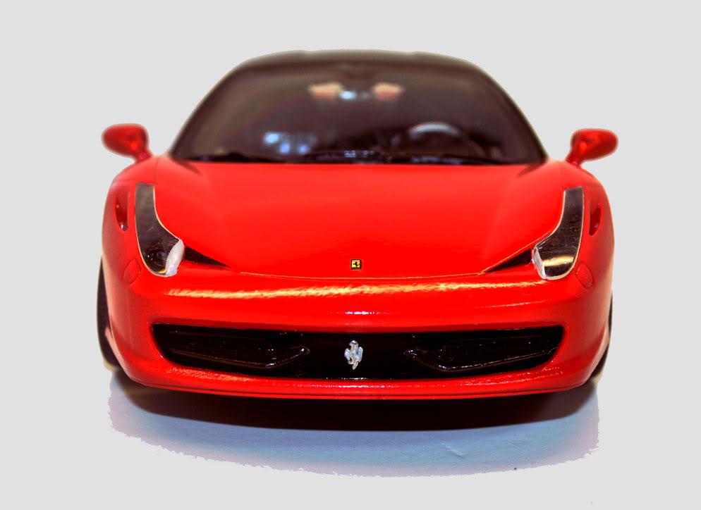 1:24 458 italia GT 458italia4