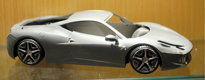 1/24 458 Italia by Revell Untitled-8