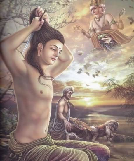 Cuộc Đời Đức Phật Qua Tranh Ảnh CuocDoiDucPhat13