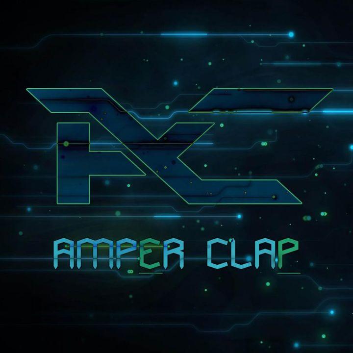 Amper Clap - Amper Clap EP (AMPRC05) (2014) Front_zpsee6b22b4