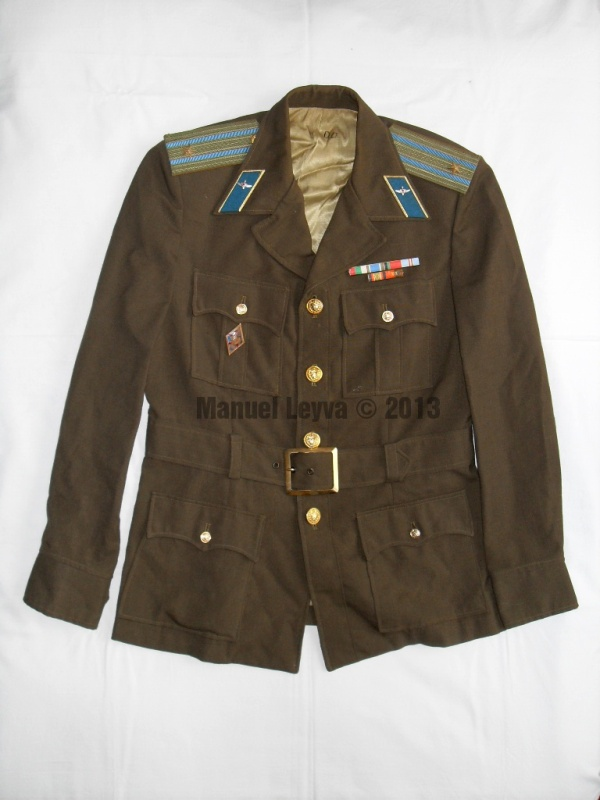 Major's jacket and Hat - Air Force - 80's SDC12128_zps970614e7
