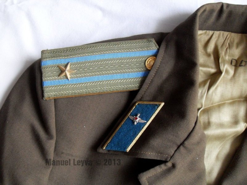 Major's jacket and Hat - Air Force - 80's SDC12131_zpse443590a