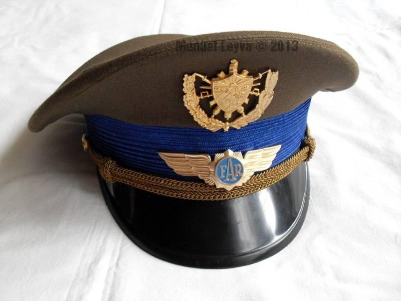 Major's jacket and Hat - Air Force - 80's SDC12136_zps53738b4b