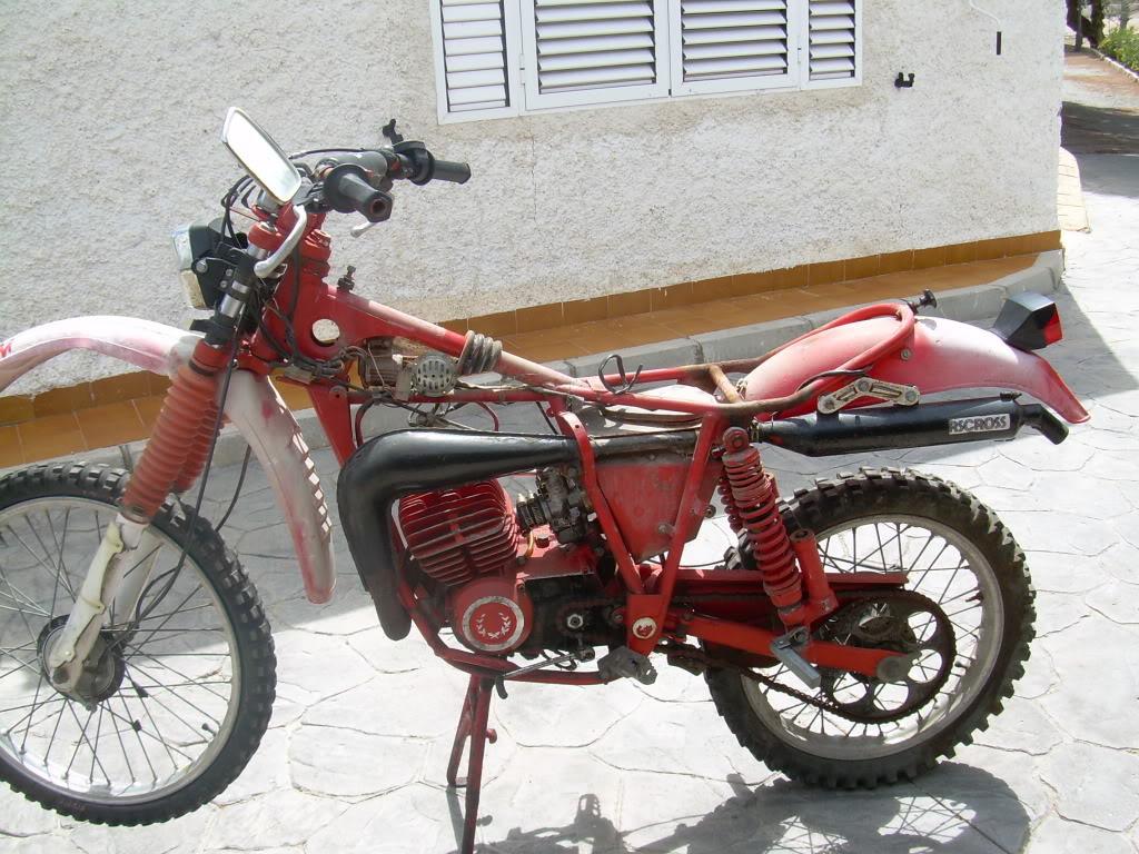 Derbi TT 74 - Restauración 006