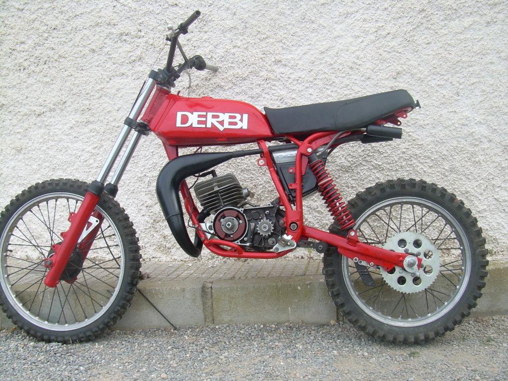 Derbi 74 Cross - Para Las Quedadas 008-12