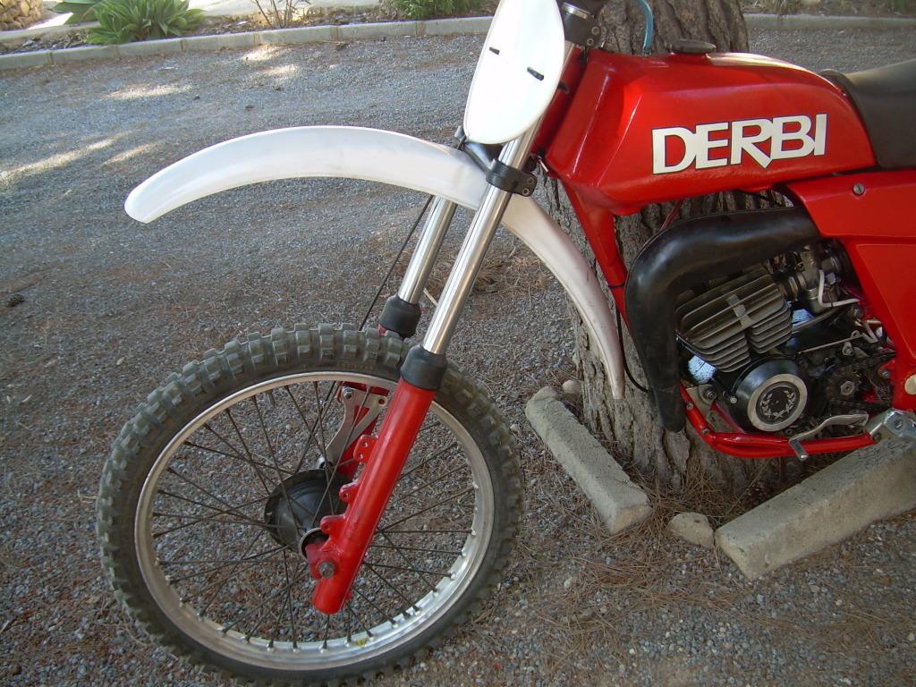 Derbi 74 Cross - Para Las Quedadas 011-15
