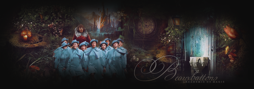 Beauxbatons L'Académie de Magie