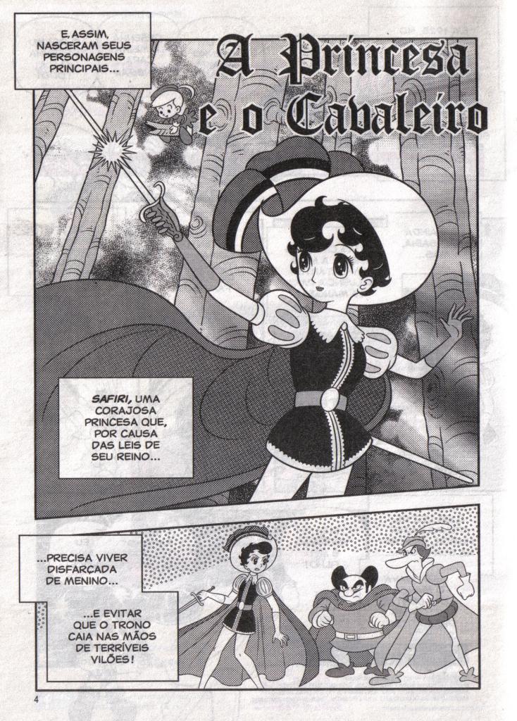 Homenagem à Osamu Tezuka na Turma da Mônica Jovem! Scanmonica3