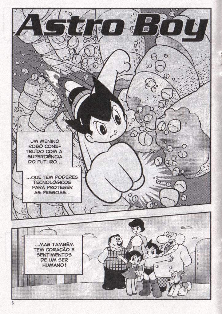 Homenagem à Osamu Tezuka na Turma da Mônica Jovem! Scanmonica6