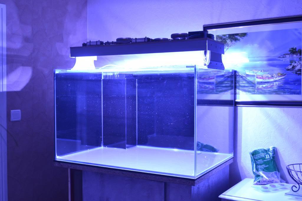 Fabriquation galerie led de puissance 4x30w DSC_3072
