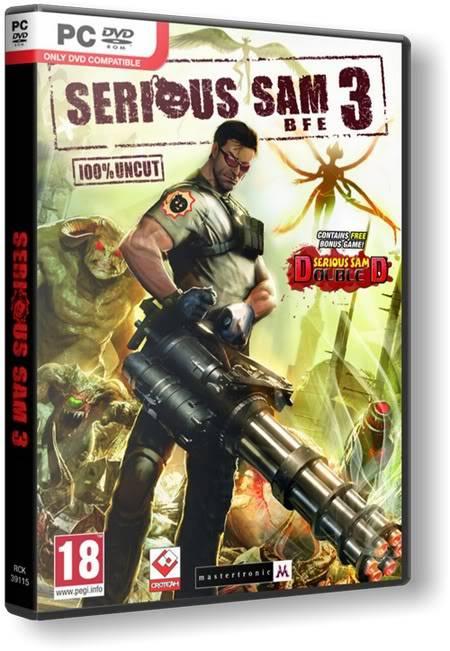 Serious Sam 3: BFE (2011) Full oyun  95-1