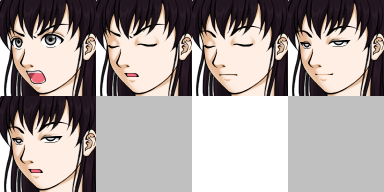 Entity Of Ranma Kuruno23faceset
