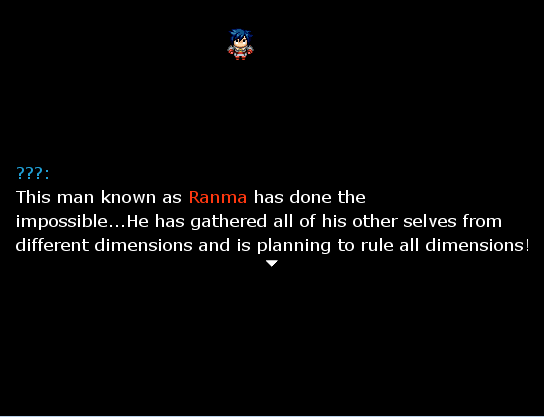 Entity Of Ranma Screen2