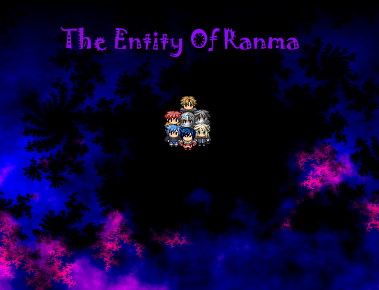 Entity Of Ranma Title