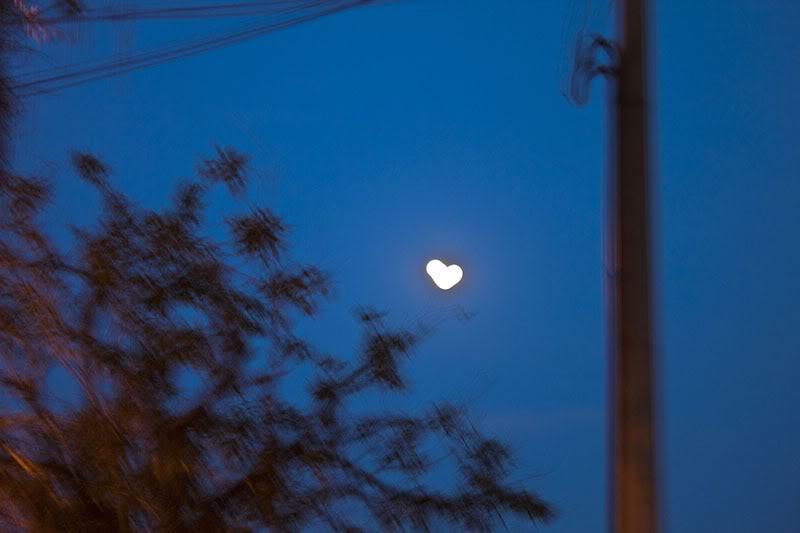 O Amor está no ar... rsrs Cordoba