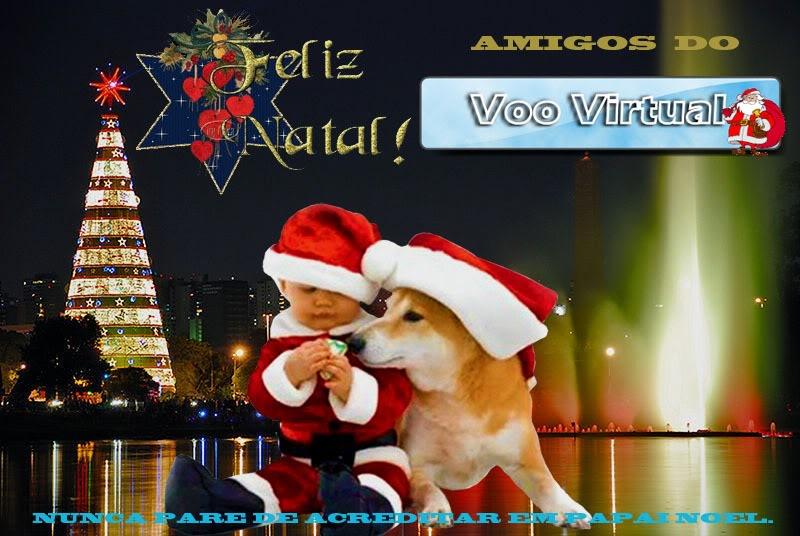 O Natal está chegando. NatalVV