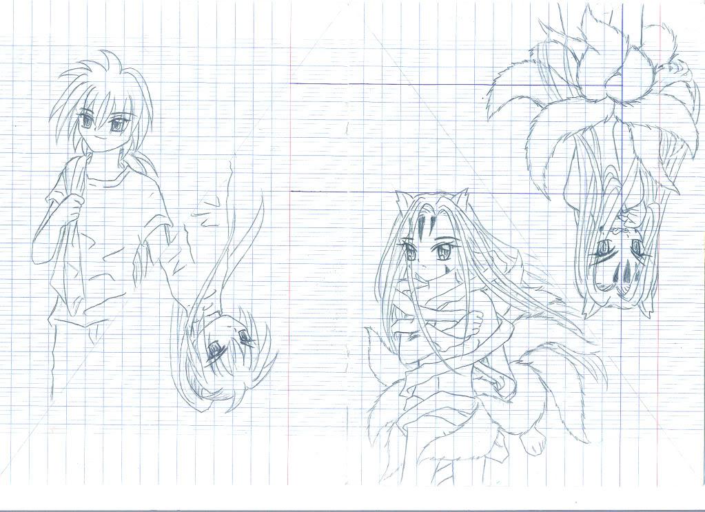 Fan Art by yuzurin - Page 2 13-1