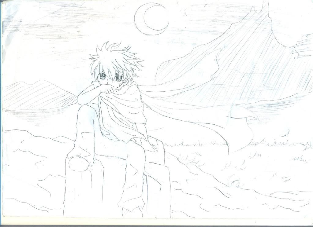 Fan Art by yuzurin - Page 2 3-2