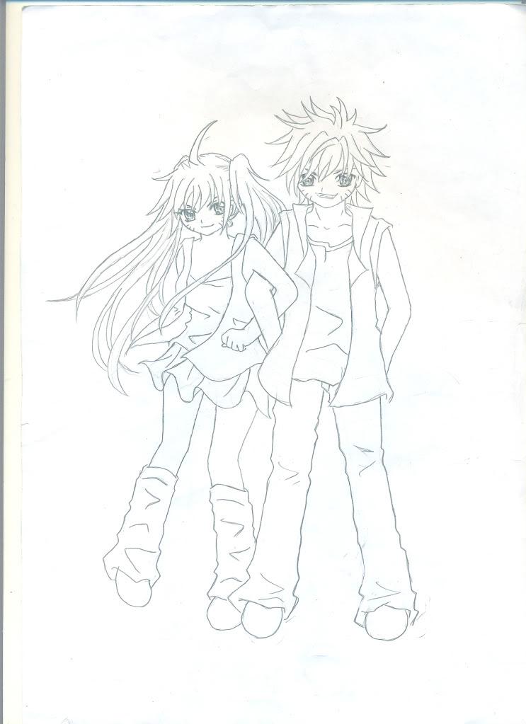 Fan Art by yuzurin - Page 2 6-2