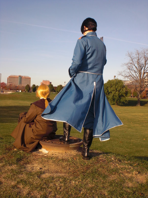 [FMA FC] Fullmetal Alchemist Cosplay !  Ed_and_Roy__YoumaCon__by_Circe_Baka