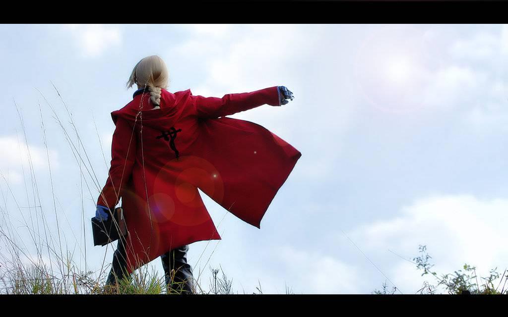 [FMA FC] Fullmetal Alchemist Cosplay !  FMA___Restart_by_Majin_sama