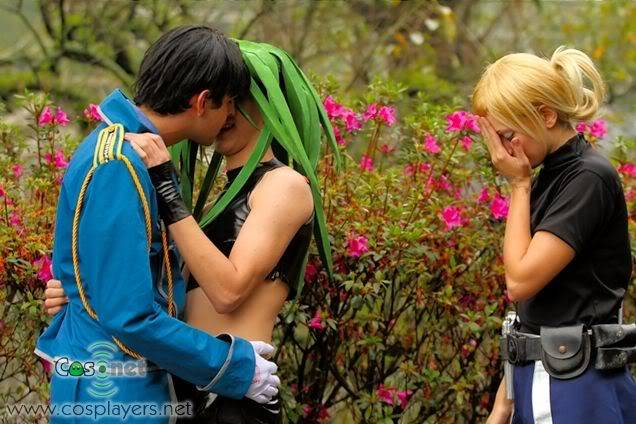 [FMA FC] Fullmetal Alchemist Cosplay !  The_riza__s_suprise_by_tiagodiemer-d2yek4c