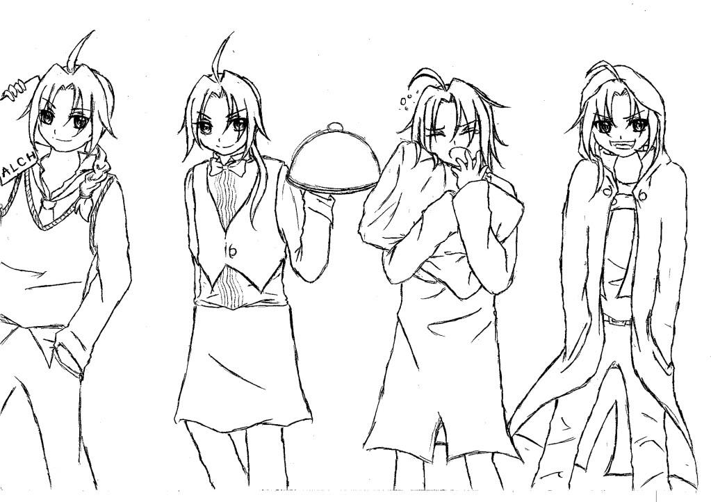 Fan Art by yuzurin - Page 2 Page0006