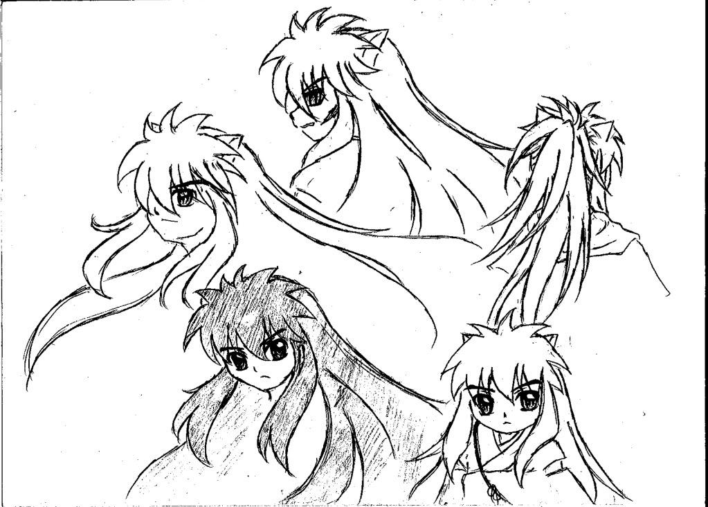 Fan Art by yuzurin - Page 2 Page005201