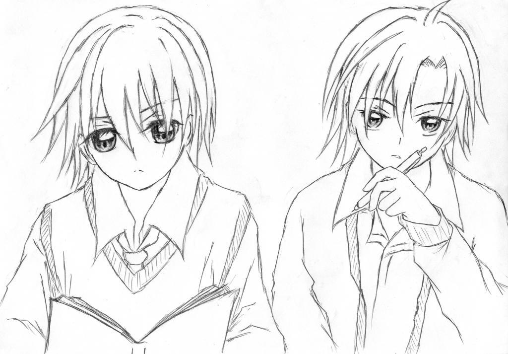 Fan Art by yuzurin - Page 2 Img004