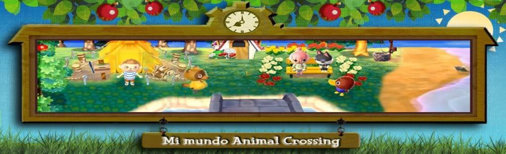 ¡Juguemos Animal Crossing!