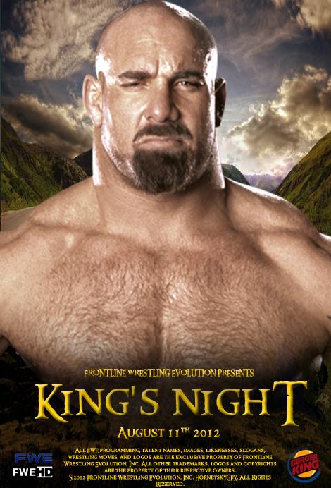 King's Night Kingsnightposter