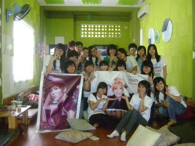 """[Đã up hình][ HOT TOPIC] S2's FAMILY OFFLINE MỪNG SINH NHẬT """" BÉ NẤM"""" LEE TAEMIN DSC05422"""
