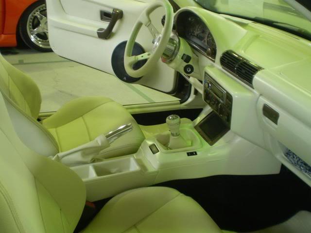 REPORTAJE DE LA I CONCENTRACION TUNING EN CORISTANCO BMW1