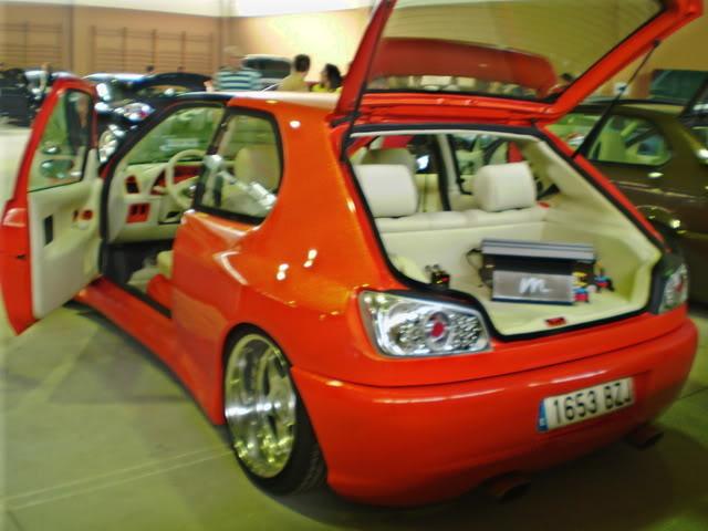 REPORTAJE DE LA I CONCENTRACION TUNING EN CORISTANCO Peugeot-2