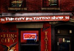 Tatuagens bruxas Funcity