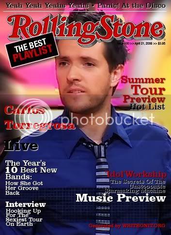 Portadas de revistas 1
