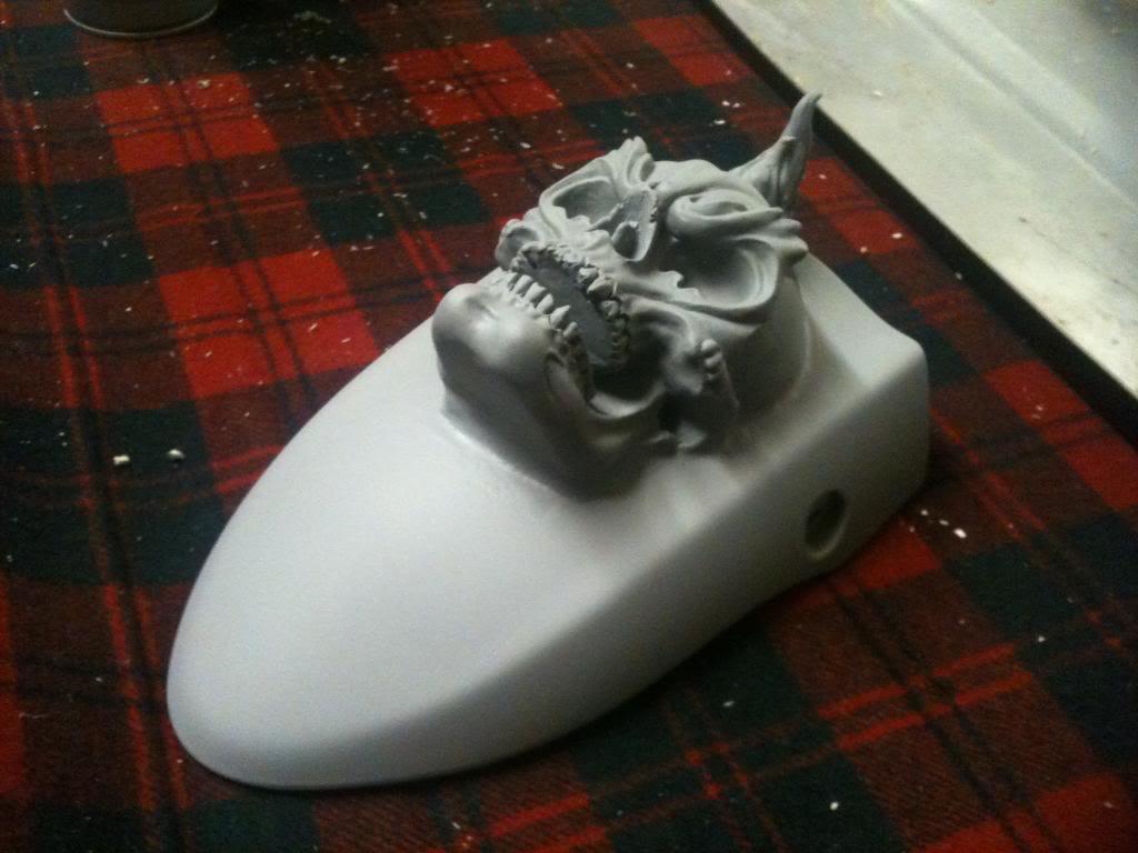 Speedo Skull on VZ800 Photo13