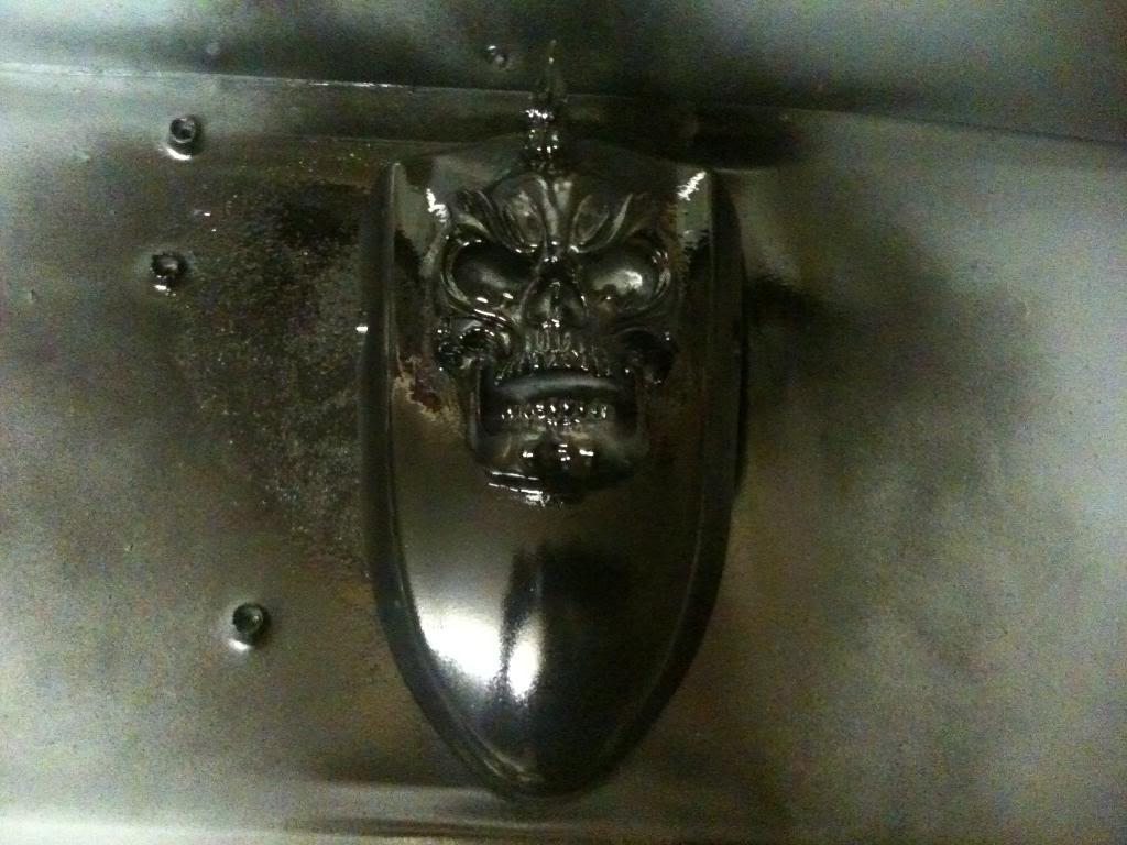 Speedo Skull on VZ800 Photo5