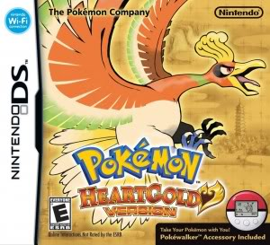 Todos los Roms de Pokemon [GC, GBA & NDS] [MF] [Español] PokemonHeartGold