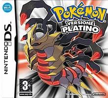 Todos los Roms de Pokemon [GC, GBA & NDS] [MF] [Español] PokemonPlatino