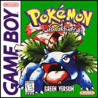 Todos los Roms de Pokemon [GC, GBA & NDS] [MF] [Español] PokemonVerde