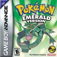Todos los Roms de Pokemon [GC, GBA & NDS] [MF] [Español] Esmeralda_cover