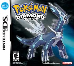 Todos los Roms de Pokemon [GC, GBA & NDS] [MF] [Español] Pkdiamante