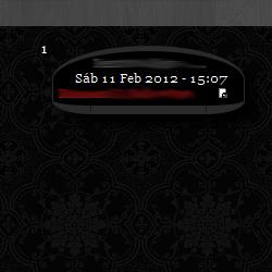 Modificar el estilo del nombre del último tema escrito en un foro determinado. Asdf